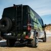 offroad schwarz transporter mercedes schmutz