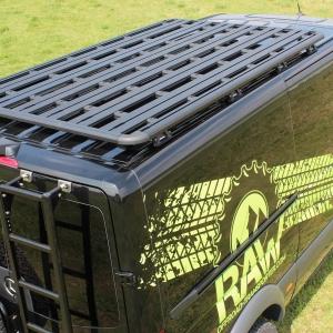 transporter schwarz raw logo wiese