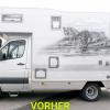 MB Sprinter 5T 5 Tonner Offroadreifen Offroad Umbereifung 215/85R16 Stahlfelge 125,5 ET