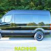 Umbereifung MB Sprinter W906 W907 265/75R16 BFGoodrich Reifen