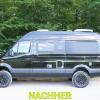 Umbereifung MB Sprinter W906 W907 265/65R18 BFGoodrich Reifen