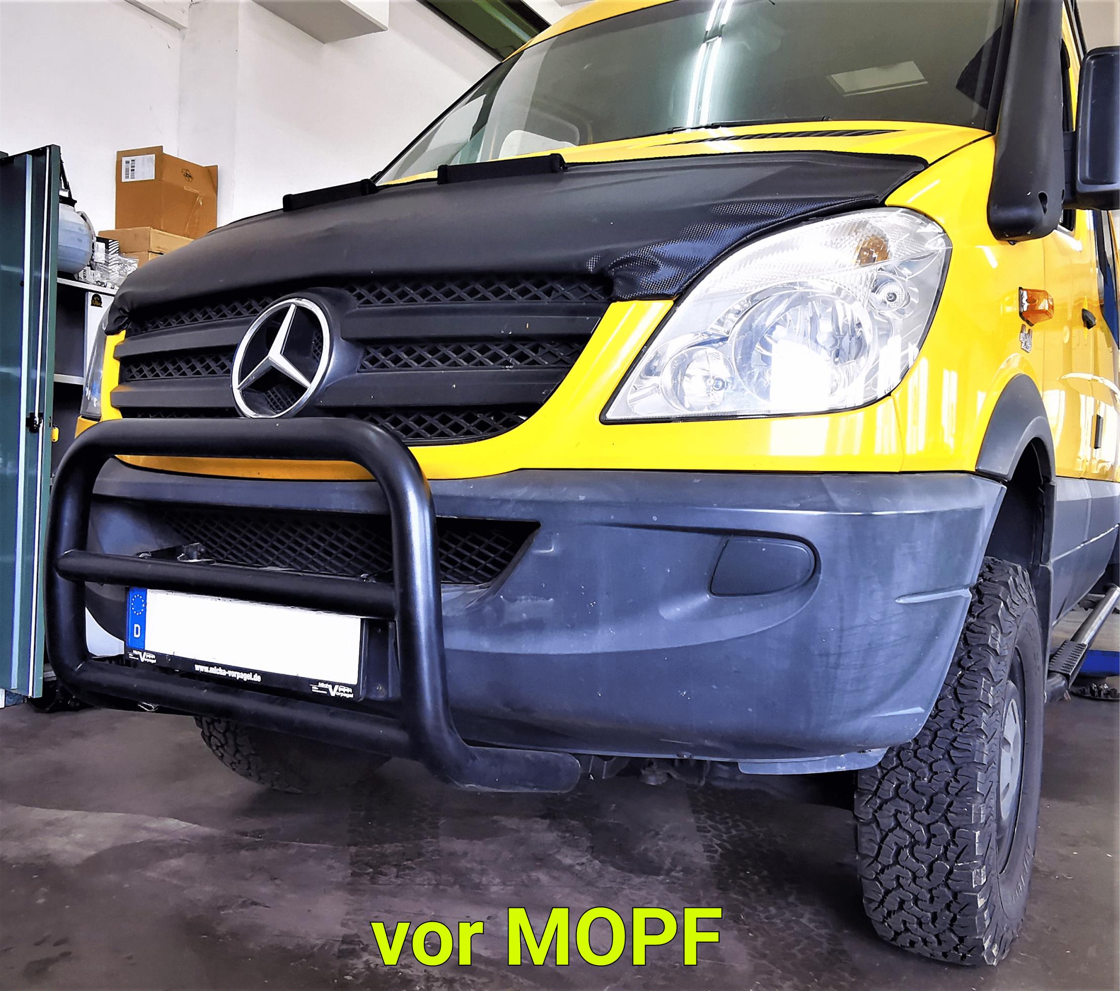mb Sprinter 906 2006-2016 Frontschutzbügel