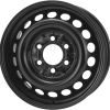 MB Sprinter original Stahlfelge schwarz
