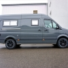 VW Crafter 1 Offroadreifen Umbereifung Reifen in der Größe 245/70R16 BF Goodrich Delta 4x4 WP Adventure