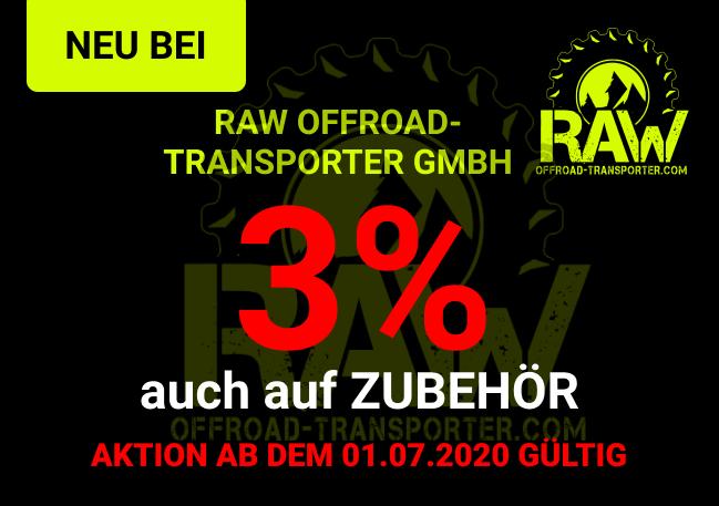 Aktion MB Sprinter VW Crafter Zubehörteile Umbereifung 3 %